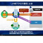 SBI証券の日経225先物はJ-NETクロス取引で約定すると手数料が安くなる